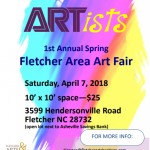 Fletcher Spring Art Fair