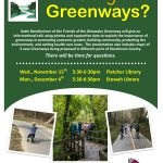 Why Greenways – Fletcher Library